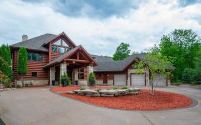 Spooner Single Family Home For Sale: 1204 Meadow Creek Drive