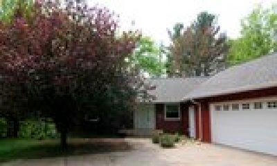 Cameron Single Family Home For Sale: 2159 13 12 1/2 Avenue