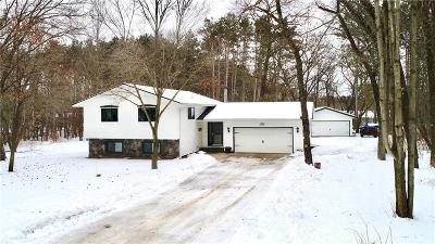 Eau Claire Single Family Home Active Offer: S8171 Todd Road