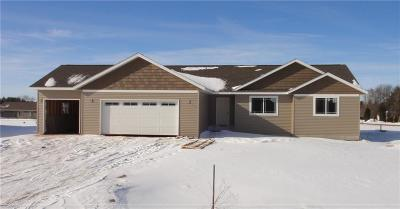 Chippewa Falls Single Family Home For Sale: 3988 113th Street