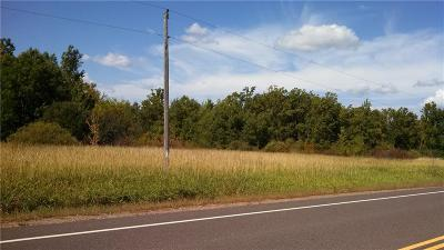 Rice Lake Residential Lots & Land For Sale: Xxx Cty Rd C