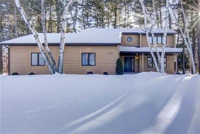 Eau Claire Single Family Home For Sale: 2201 Frona Place