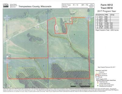 Jackson County, Clark County, Trempealeau County, Buffalo County, Monroe County, Chippewa County, Eau Claire County Residential Lots & Land For Sale: Xx County Road D