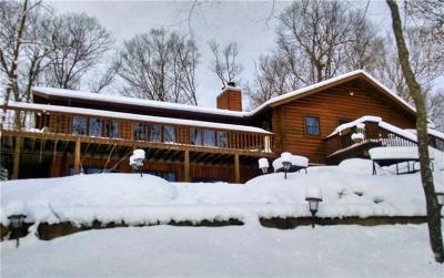 Single Family Home For Sale: 13050w Preston Trail