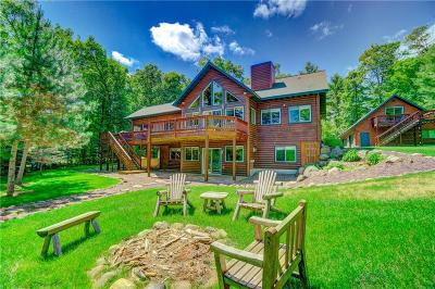 Single Family Home For Sale: W1933 Hwy B