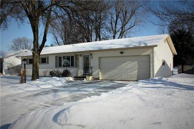 Eau Claire Single Family Home Active Offer: 3417 Dale Road