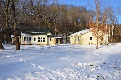 Osseo Single Family Home For Sale: E14290 Hyslip Road