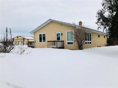 Eau Claire Single Family Home For Sale: 2796 50th Street