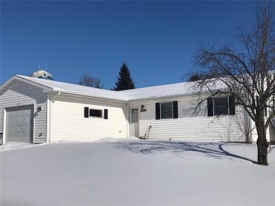 Menomonie WI Single Family Home For Sale: $175,000