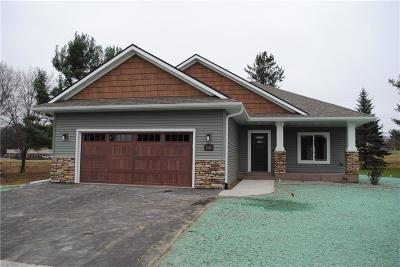 Chippewa Falls Single Family Home For Sale: Lot 30 Willow Creek Parkway