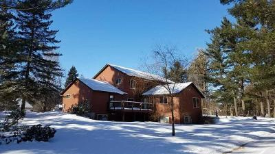 Eau Claire Single Family Home For Sale: 218 Grover Road