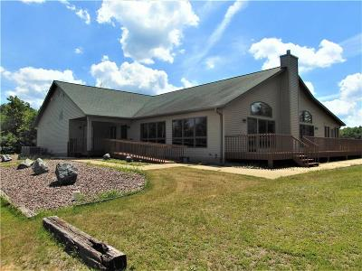 Jackson County, Clark County Single Family Home For Sale: N11697/N11701 State Hwy 12/27