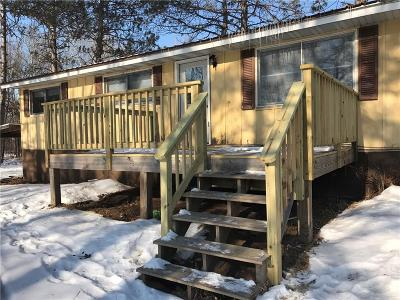 Siren WI Single Family Home For Sale: $94,900