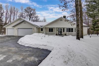 Eau Claire Single Family Home For Sale: 1482 Russell Court
