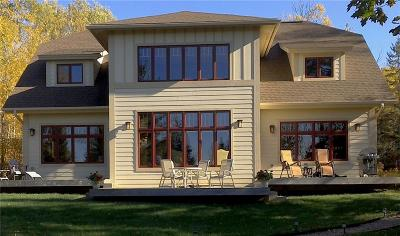 La Pointe WI Single Family Home For Sale: $795,500