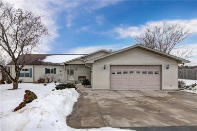 Eau Claire Single Family Home For Sale: S4810 Karissa Drive
