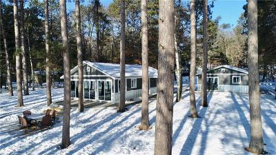 Spooner WI Single Family Home For Sale: $329,900