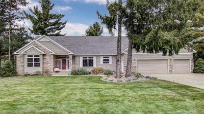Single Family Home For Sale: 3536 Glen Way