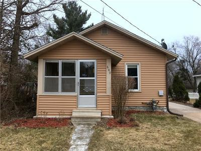 Eau Claire Single Family Home Active Offer: 609 Morningside Drive