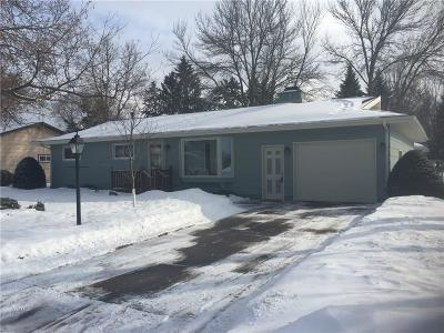Chippewa Falls WI Single Family Home Sold: $162,000