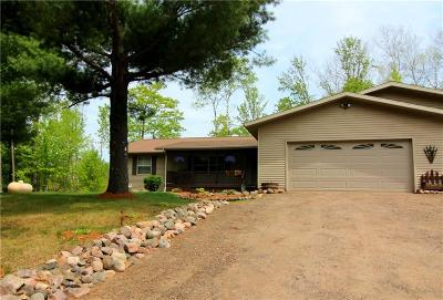Rice Lake WI Single Family Home For Sale: $259,500