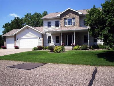 Chippewa Falls Single Family Home For Sale: 16452 91st Avenue