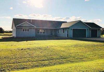 Chippewa Falls Single Family Home For Sale: 13074 187th Street