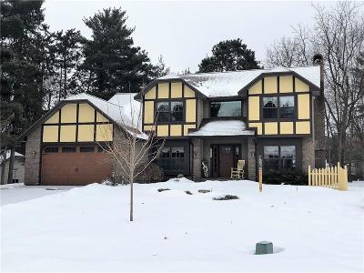 Single Family Home For Sale: 3701 Forest Knoll Drive