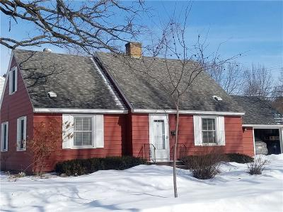 Single Family Home For Sale: 706 Summit Avenue