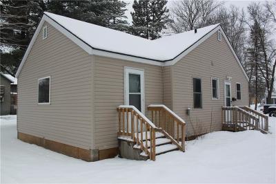 Menomonie WI Multi Family Home Active Offer: $89,900