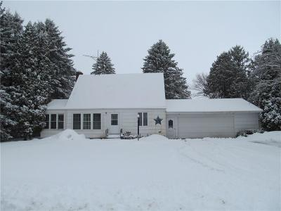 Clark County Single Family Home Active Offer: W9634 W Bruckschlager Road