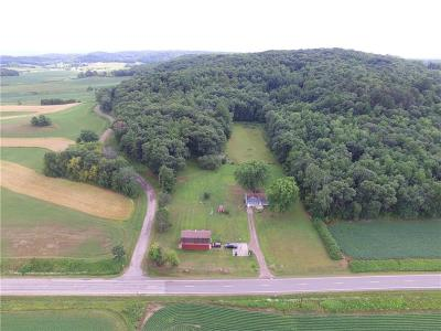 Jackson County, Clark County Single Family Home For Sale: W14209 Hwy 121