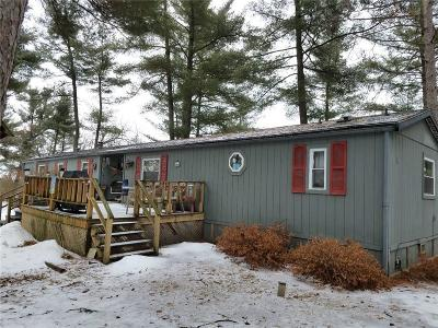 Jackson County, Clark County Single Family Home For Sale: N4866 Hwy 54