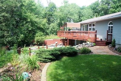 Chippewa Falls Single Family Home For Sale: 7794 196th Street