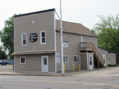 Cameron Commercial For Sale: 706 W Main Street