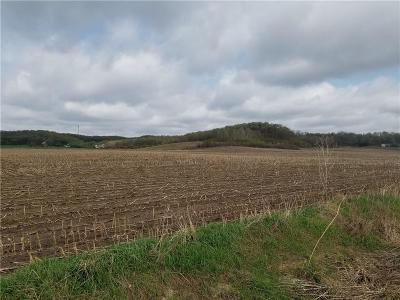 Jackson County, Clark County, Trempealeau County, Buffalo County, Monroe County, Chippewa County, Eau Claire County Residential Lots & Land For Sale: County Hwy P