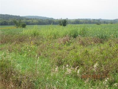 Jackson County, Clark County, Trempealeau County, Buffalo County, Monroe County, Chippewa County, Eau Claire County Residential Lots & Land For Sale: Woodard Road