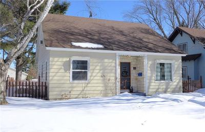 RICE LAKE Single Family Home Active Offer: 935 Craite Avenue