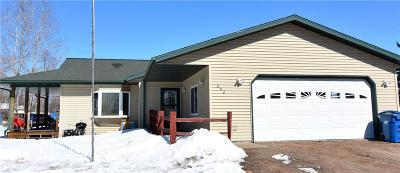 Birchwood Single Family Home For Sale: 202 E Chetac Avenue