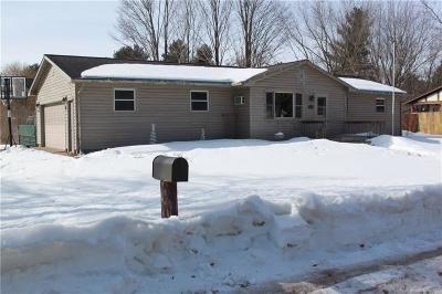 Menomonie Single Family Home Active Offer: 1208 Evans Lane