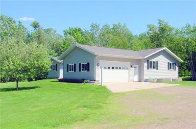 Jackson County, Clark County, Trempealeau County, Buffalo County, Monroe County, Chippewa County, Eau Claire County Single Family Home Active Offer: 30503 295th Avenue