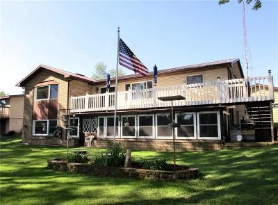 Barron County Single Family Home For Sale: 958 24 7/8 Street