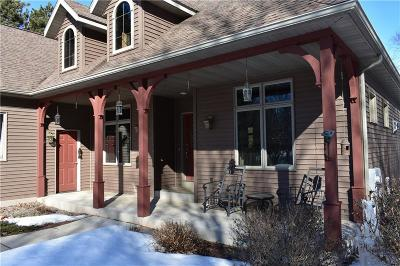 Chippewa Falls Single Family Home Active Offer: 19525 50th Avenue