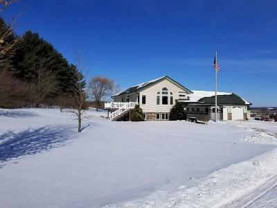 Barron County Single Family Home For Sale: 1232 1 1/2 Avenue