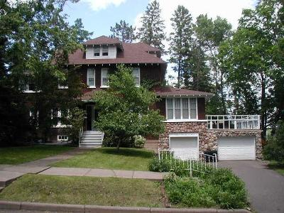 Ladysmith WI Single Family Home For Sale: $144,900