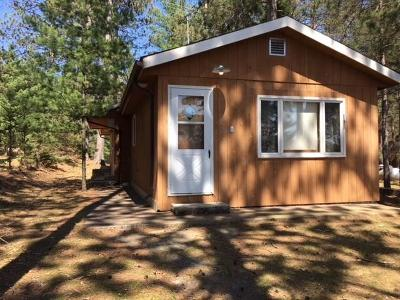 Minong WI Single Family Home For Sale: $154,900