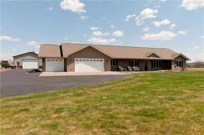 Rice Lake WI Single Family Home For Sale: $335,900