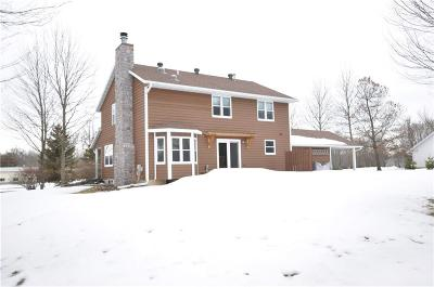 Chippewa Falls Single Family Home Active Offer: 18410 67th Avenue