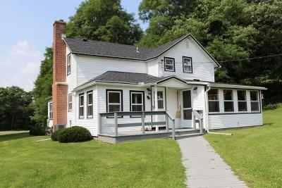 Jackson County, Clark County Single Family Home For Sale: N3140 Hwy 27