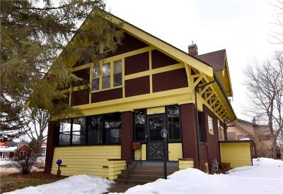 Rice Lake Single Family Home For Sale: 802 N Wilson Street